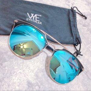 Blue Polarized Sunnies